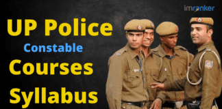 UP Police Constable Online Coaching Classes and Courses, Syllabus- imranker